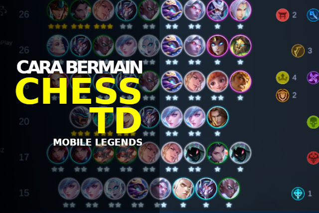 chess td mobile legends
