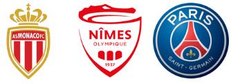 Parlay Liga Prancis (AS Monaco, Lille dan PSG)