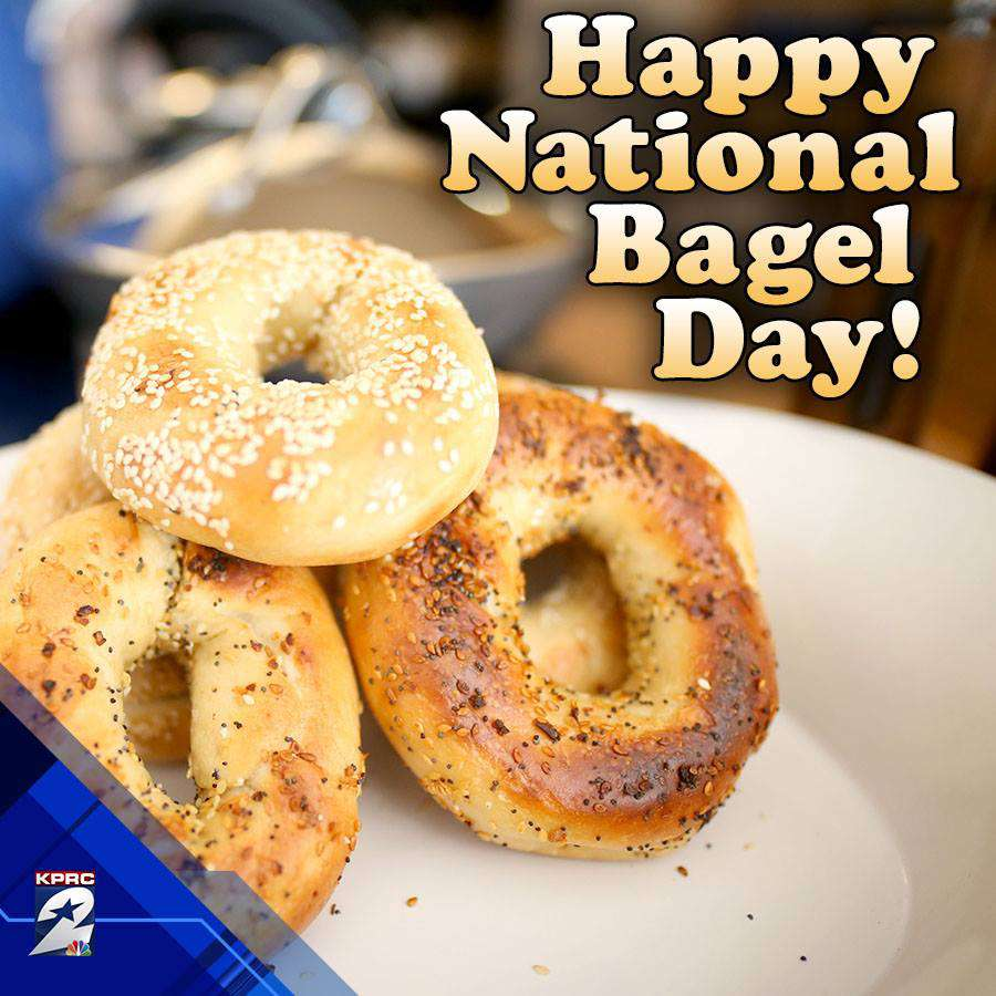 National Bagel Day Wishes
