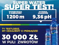 Test wody Alcalia