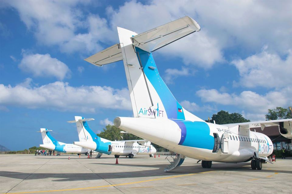 AirSWIFT Airlines Lio Airport