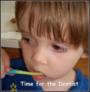 prepare your child for the dentist