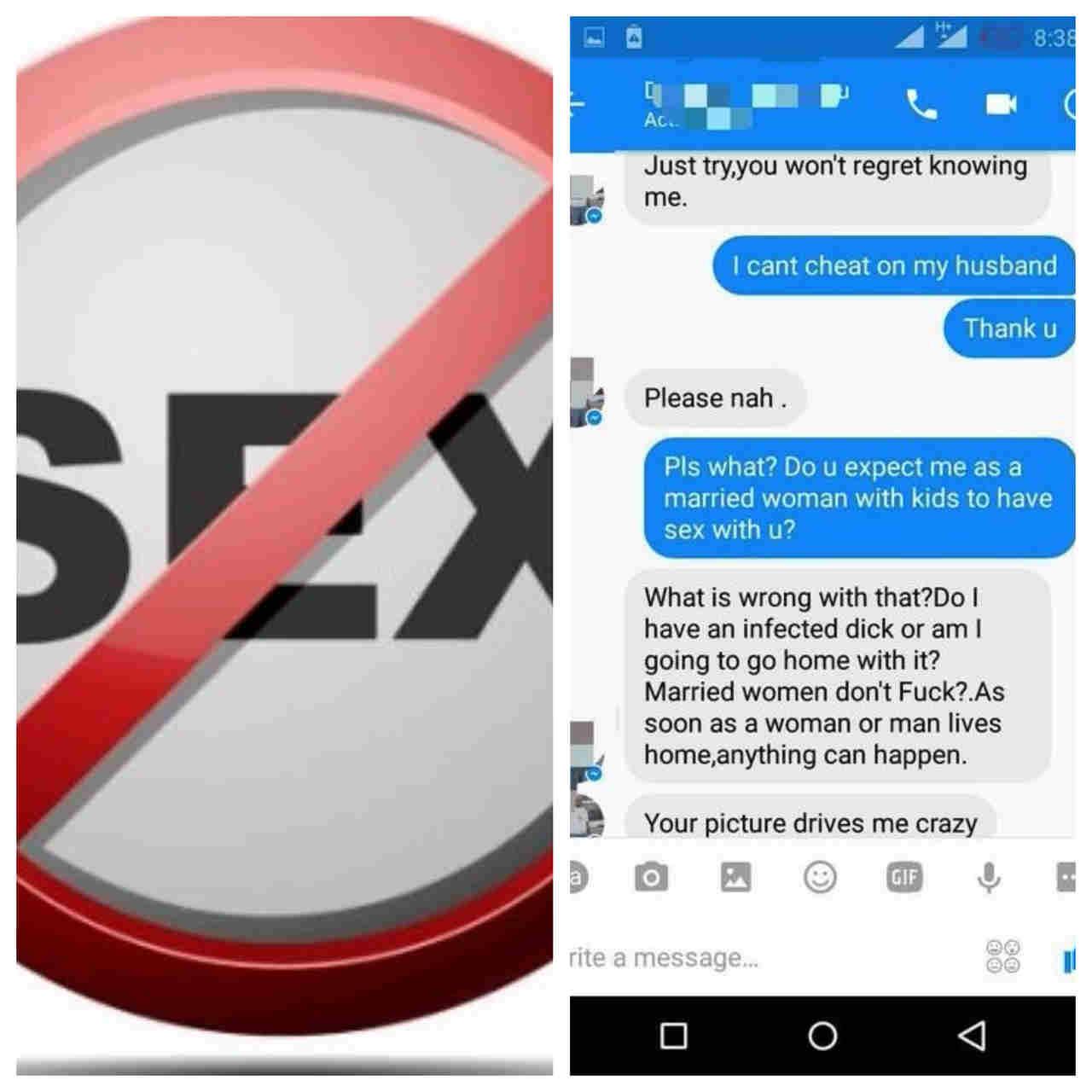 Sex chat naija