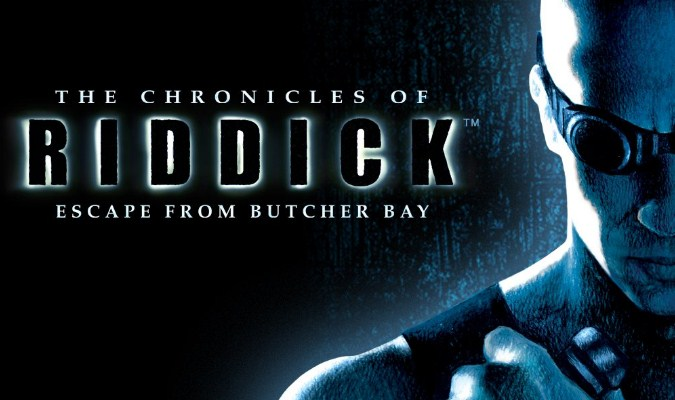 Game Adaptasi Film Terbaik - Chronicles of Riddick: Escape from Butcher Bay