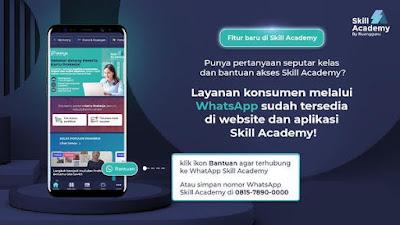 aplikasi kursus online Skill Academy
