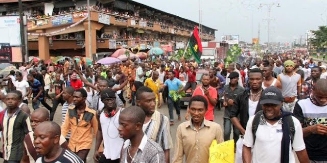 Give Us Biafra or Face A Total Shutdown of Economic Activities – MASSOB