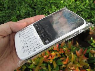 Casing Blackberry Samoa 9720 Baru Fullset Plus Touchscreen