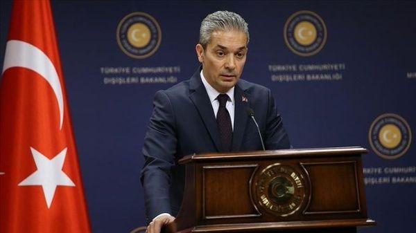 Turquía condena bloqueo estadounidense contra Venezuela