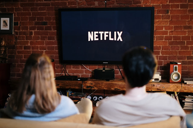 Netflix com grande crescimento durante o confinamento