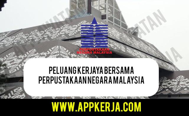 Jawatan Kosong di Perpustakaan Negara Malaysia