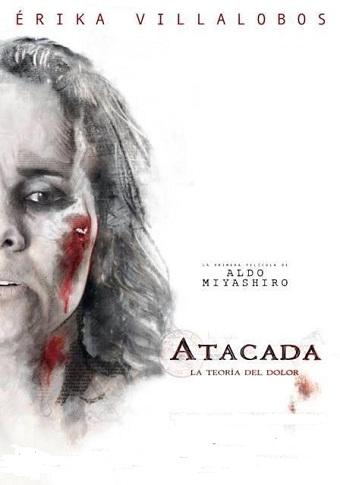 Atacada: La Teoría Del Dolor (2015) DVDRip Latino