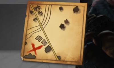 Lokasi Peta Harta Free Fire Hari Ke 28 Map Purgatory