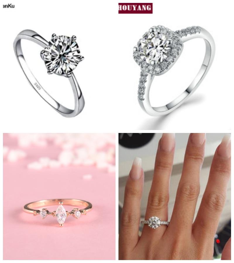 co kupić na aliexpress? pierścionki