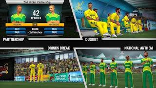 Descargar World Cricket Championship 2 MOD APK 2.8.8.6 VIP GRATIS para android 2020 3