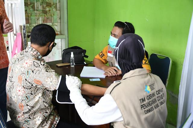 Pedagang Pasar Jadi Kelompok Prioritas Vaksin Covid-19, Dinkes Sinjai Terlebih Dahulu Lakukan Edukasi