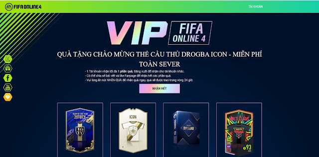 Share Bộ Code Scam Nick FIFA ONLINE 4 Cực HOT