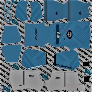 DLS Kit 2021 Celta Vigo 2022