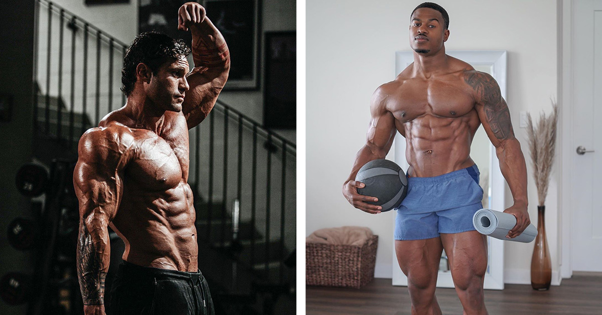 🚨 6 Pack ABS Here are two sample ab routines. In my