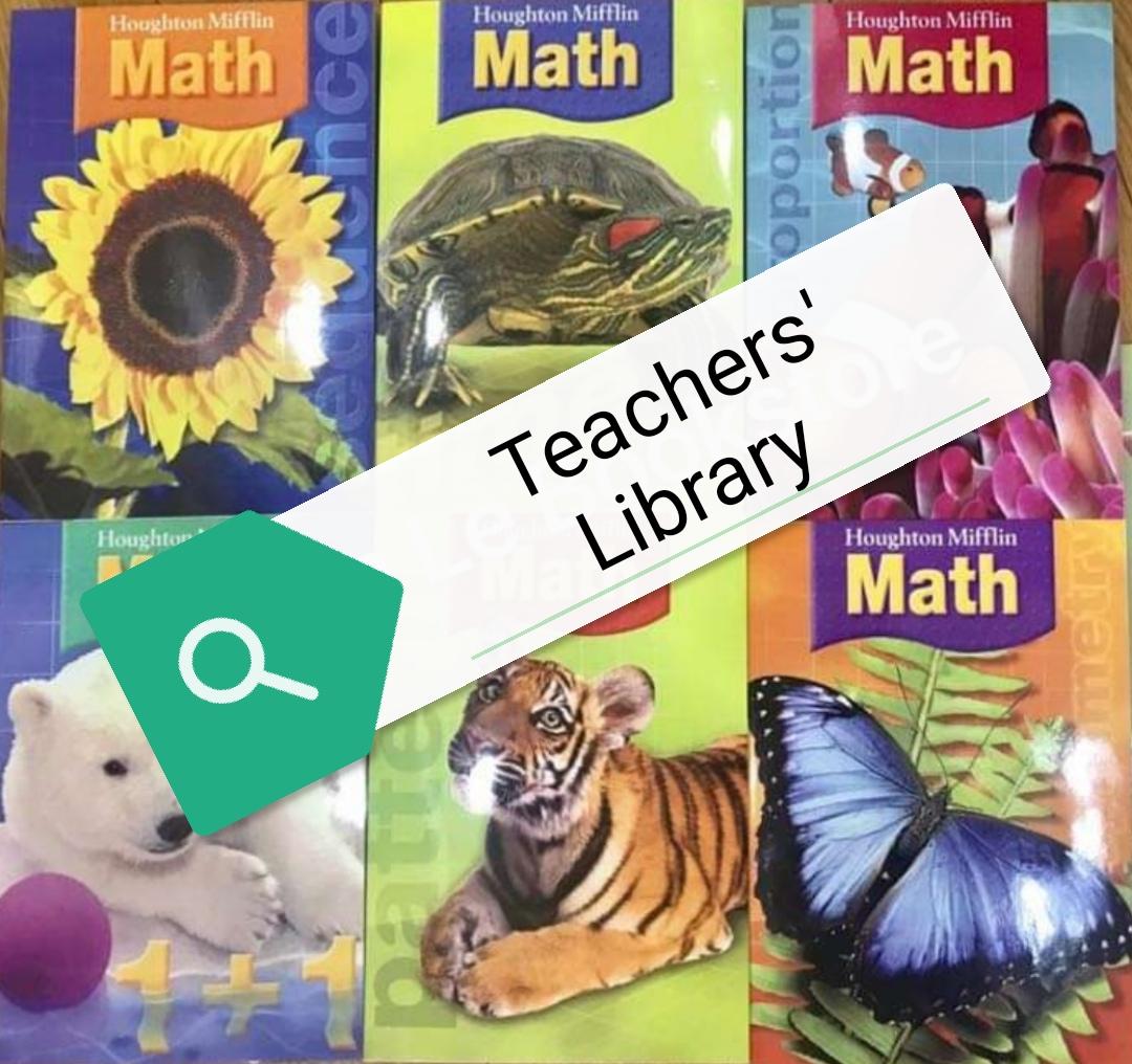 Full Series Houghton Mifflin Math Grades 1