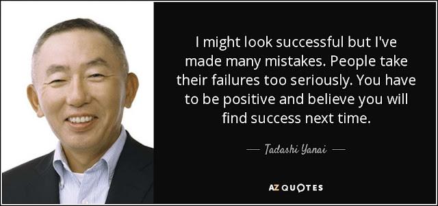Kisah Sukses Tadashi Yanai - Orang Terkaya di Jepang