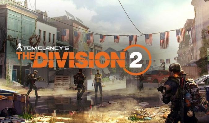 Game PC Terbaik di Tahun 2019 - Tom Clancy's The Division 2