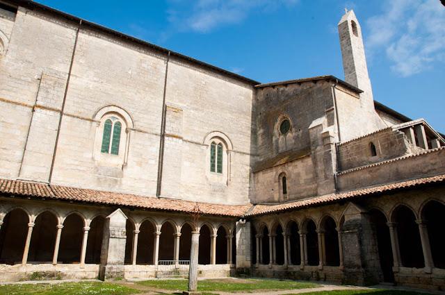 Claustro Saint-Emilion