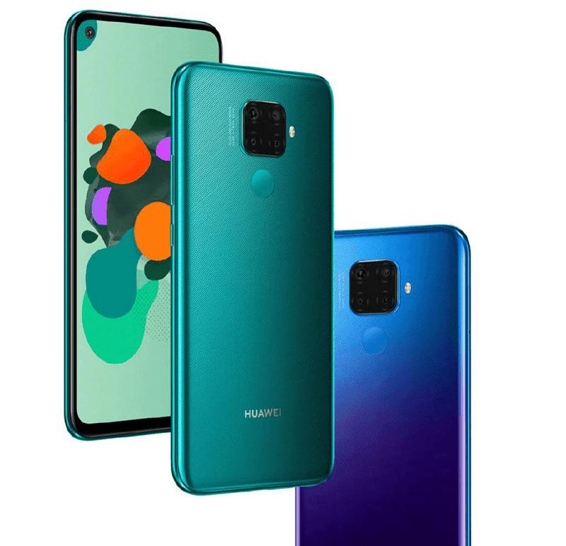 Different colors of Nova 5i Pro