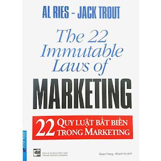 22 Quy Luật Bất Biến Trong Marketing (Tái Bản) ebook PDF-EPUB-AWZ3-PRC-MOBI