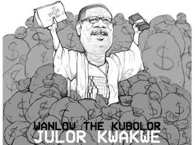 Wanlov Kubolor – Julor Kwakwe (Pastor Mensah Otabil Diss)