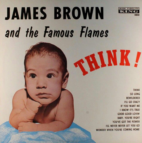 James Brown and the Famous Flames - Think!