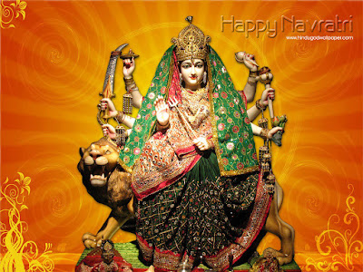 Navratri Ashtami Wallpaper
