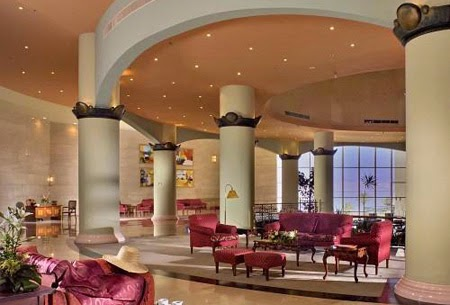 5 stars hotels in Egypt : Hotel Sonesta Beach Resort Taba