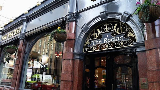 The Rocket - Pub