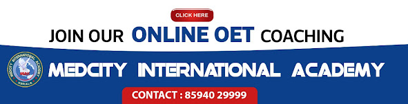 medcity oet online coaching