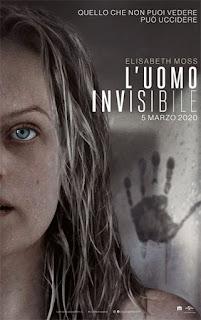 L'uomo invisibile (film 2020)