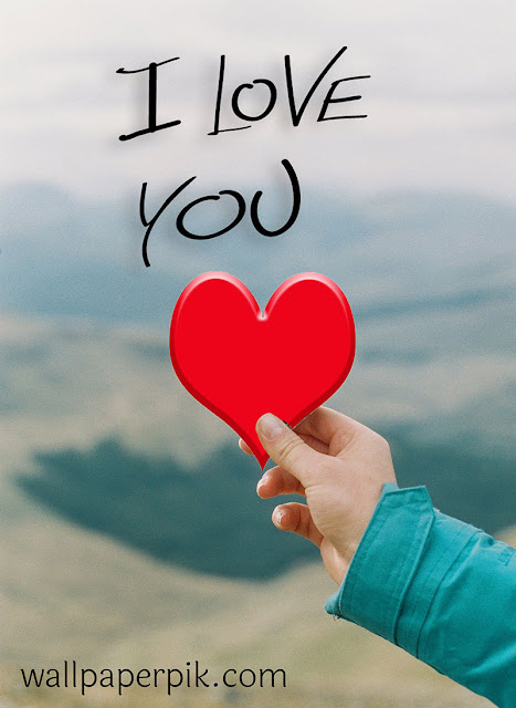 दिल  के साथ आई  लव यू  dil ilove you heart in hand