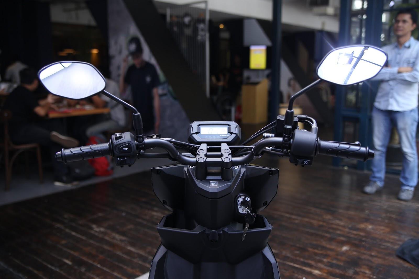 New Honda Beat Street Stang Ala Motor Sport Resmi Dirilis Harga Rp