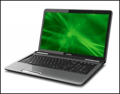 Toshiba Laptop 17 Inch