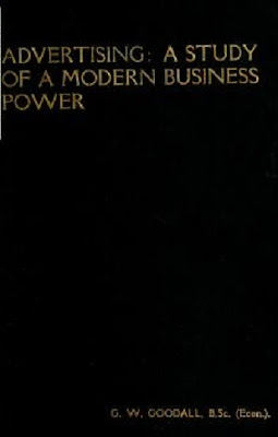 Advertising, a study of a modern business power