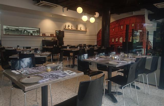 Rocca's Woodfired Pizzeria and Pasta Bar, Blackburn