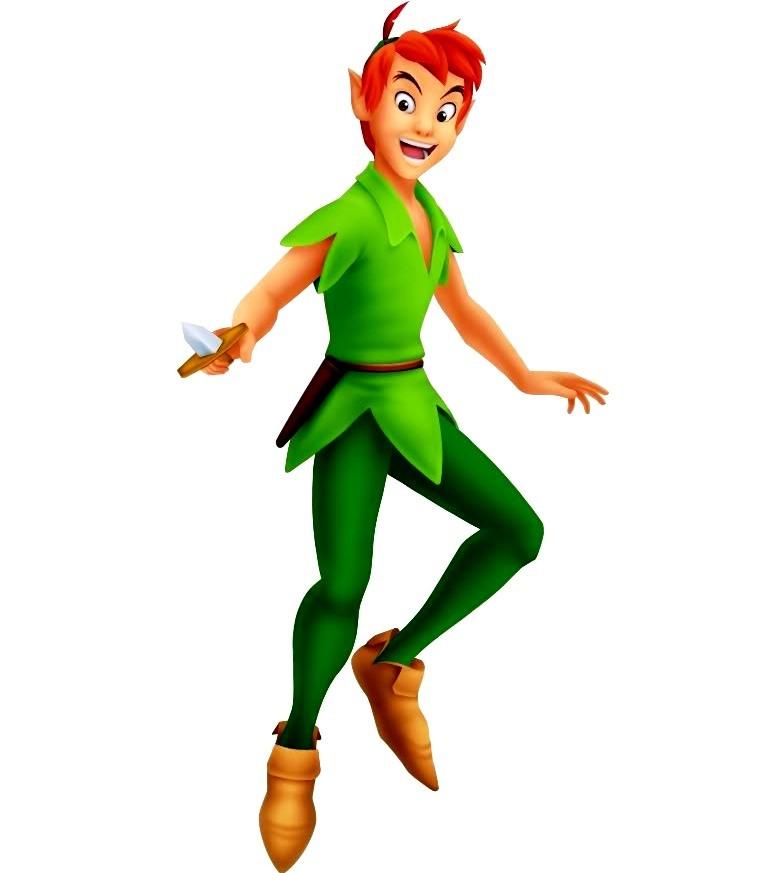 Cartoon Porn Peter Pan