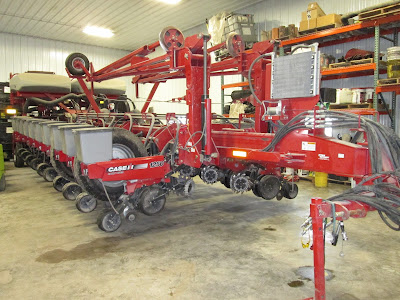 March Madness Farm Edition - Getting the Planter Ready