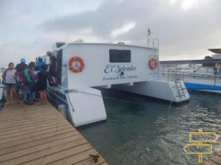 Catamara Providencia San Andres por fora