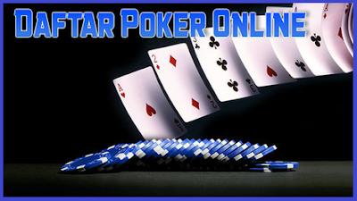 Game Poker Online Terpopuler Poker99