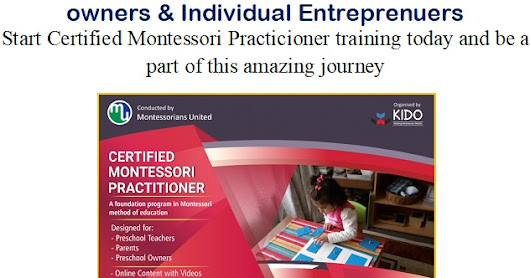 Franchise and Business proposal for Preschool Owners and Entrepreneurs - Be a part of KMU
