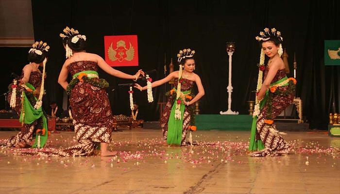 Tari Serimpi, Tarian Tradisional Dari Yogyakarta