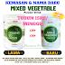 Jual Herbal Bee Mixed Vegetable Powder Drink Untuk Program Diet Sehat
