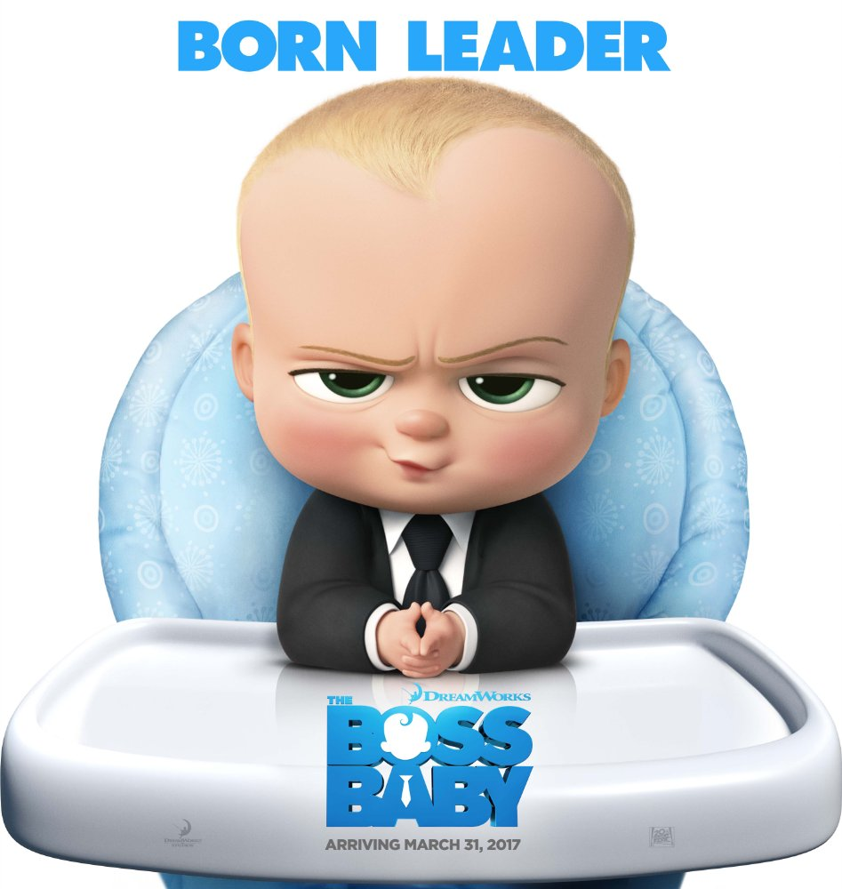 The Boss Baby (2017) Movie