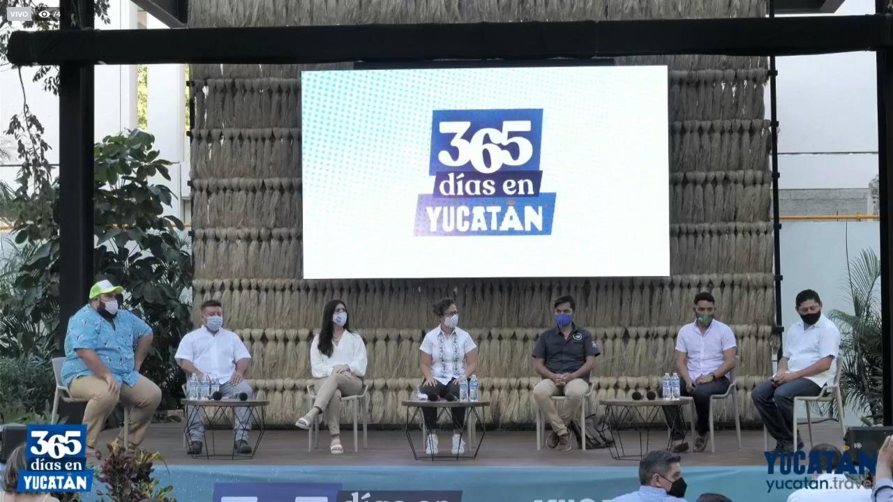PRESENTÁN CAMPAÑA 365 DÍAS YUCATÁN 01