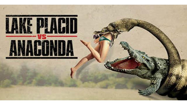 (18+) Lake Placid vs. Anaconda (2015) English Movie 720p BluRay Download